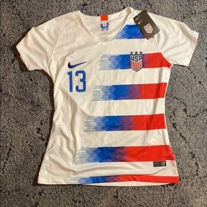 Brand New Alex Morgan USA Soccer Jersey